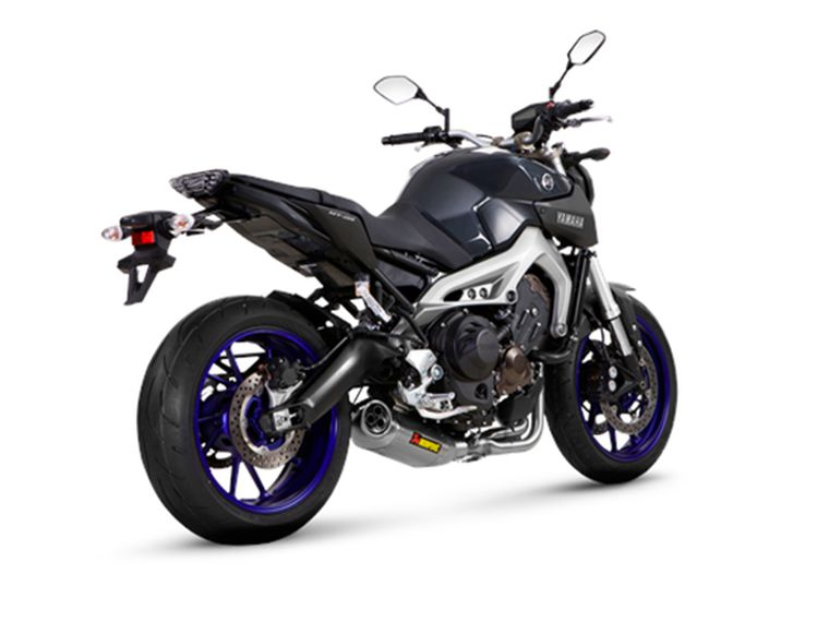 Akrapovic Introduces Racing Line Exhaust System For 2014