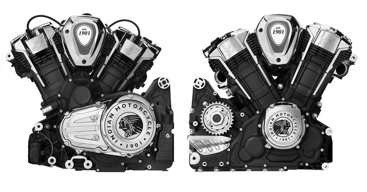 Inside Indian's New PowerPlus 108 V-twin