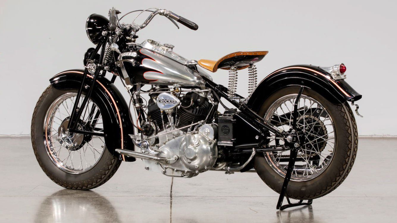 And the mood for this Big Tank Crocker was $704,000 at auction in 2019.