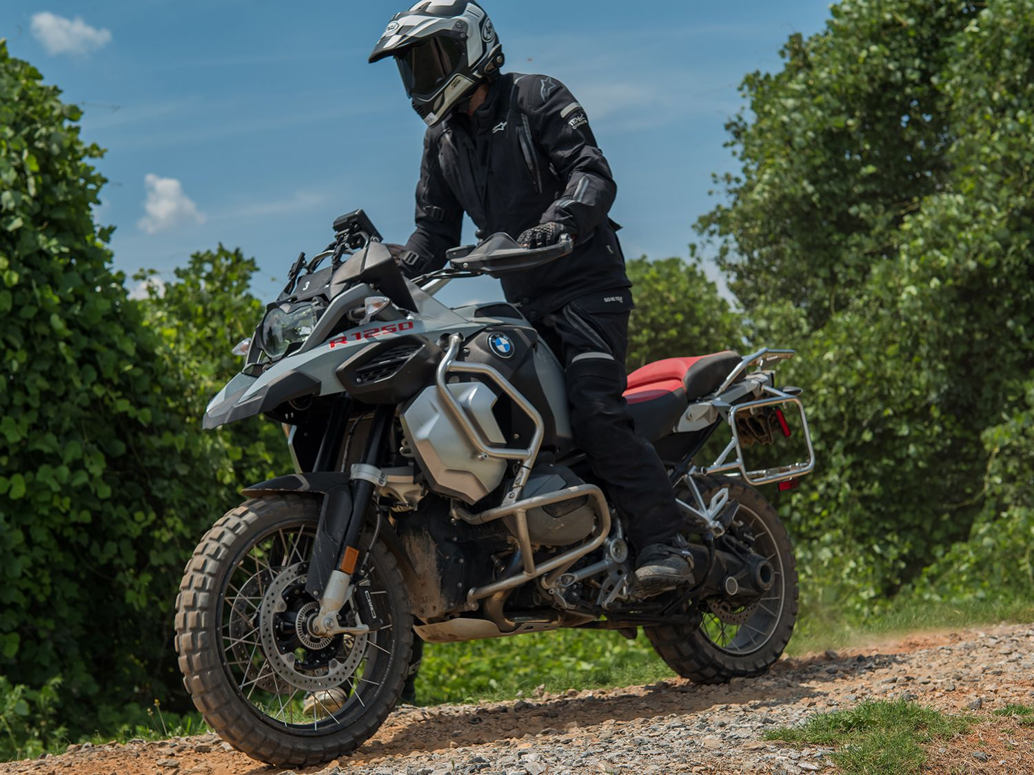 Getting Schooled At BMW's Two-Day Enduro Faculty