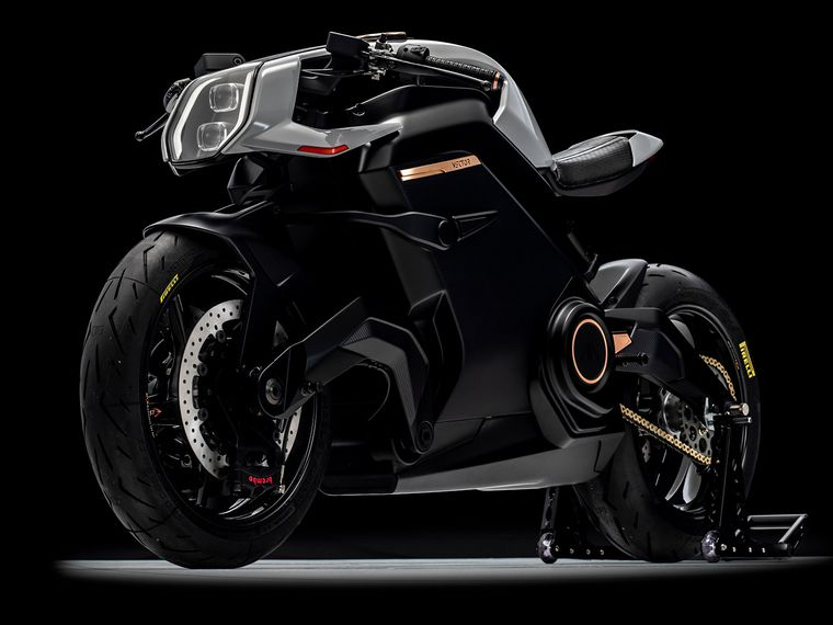 Tremendous Arc Vector Electric Motorcycle To Go Into Production In 2020 Gamerscity Chair Design For Home Gamerscityorg