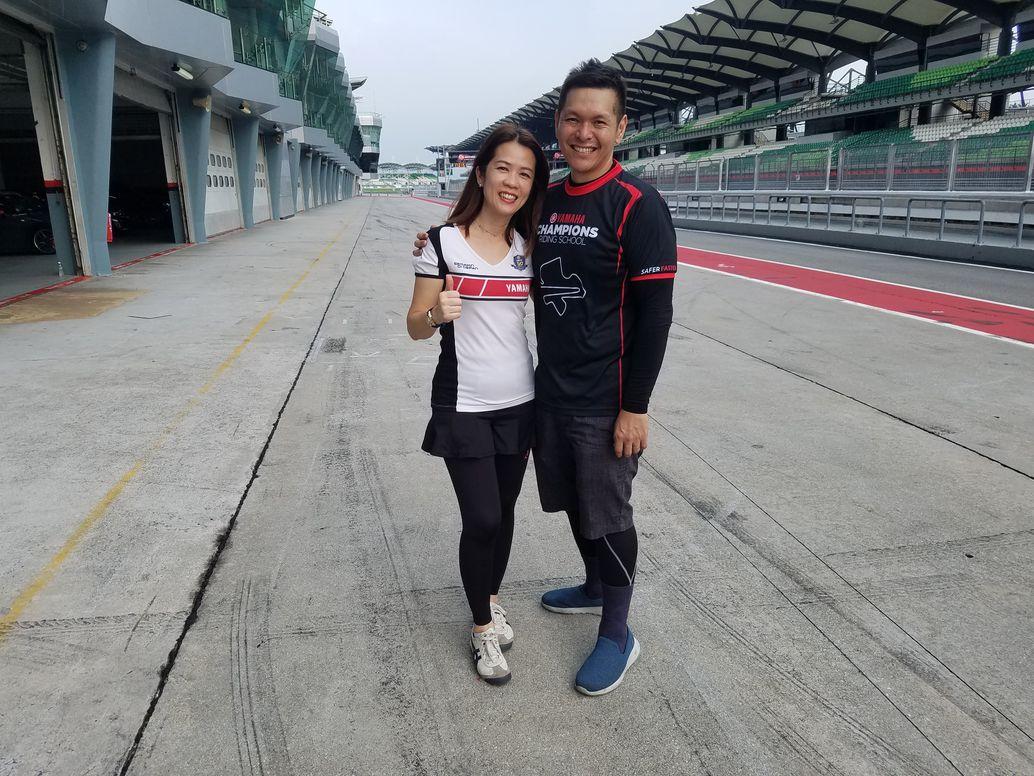 Rex and Stephanie Tan