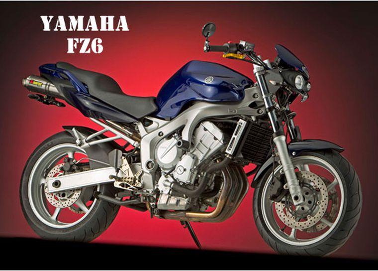 2006 Yamaha Fz6 Wiring Diagram - Wiring Schema