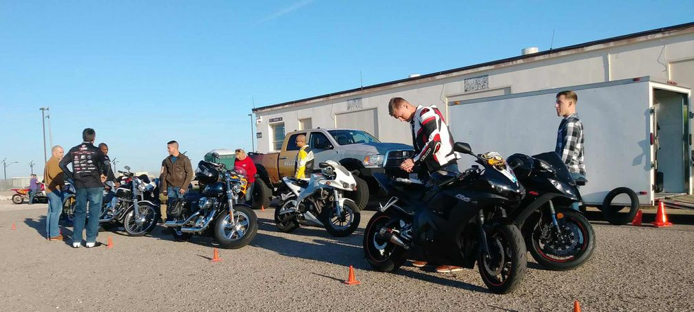 Safe Acceleration On A Motorcycle Isn't Just About The Throttle