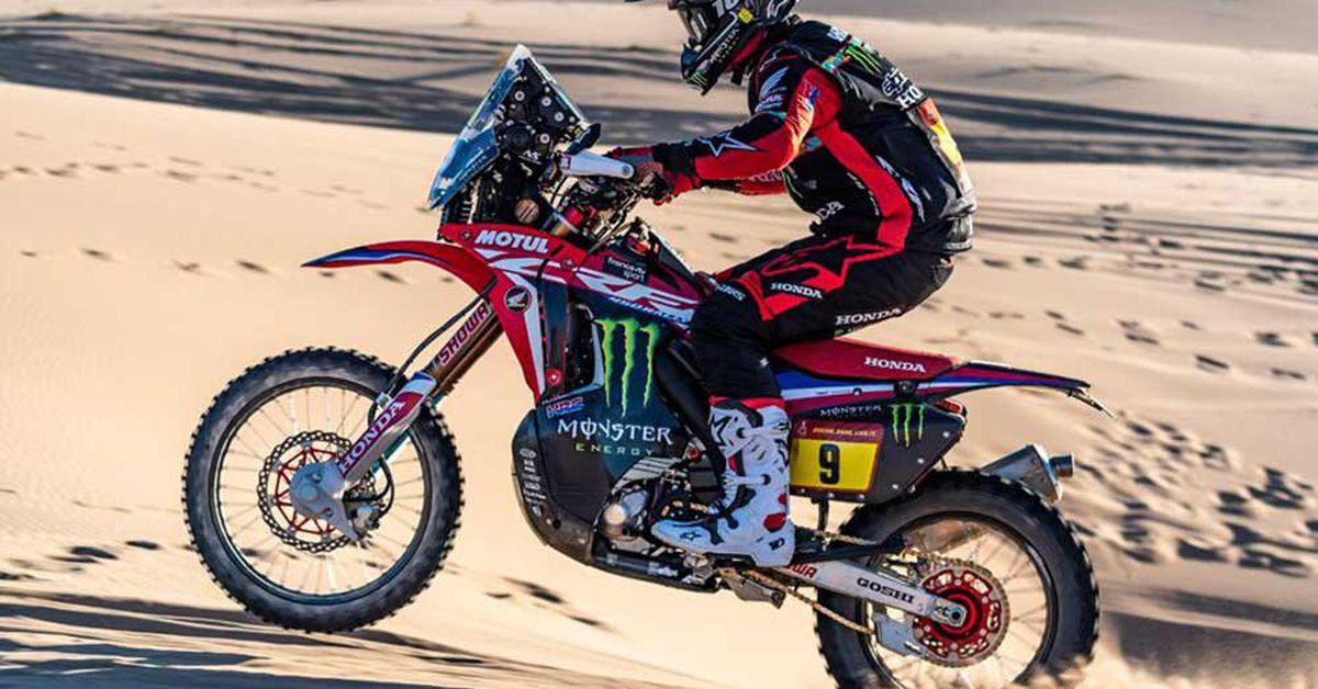 Ricky Brabec Dakar 2020 Interview
