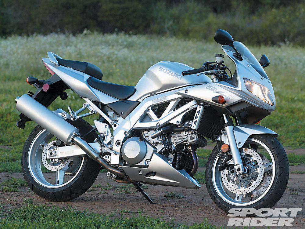 Ongekend Suzuki SV1000 | Cycle World GK-21