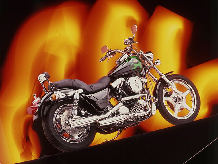 Back When The Harley-Davidson FXR Made Its Return | Cycle World Harley Softail Wiring Diagram In Addition Davidson on