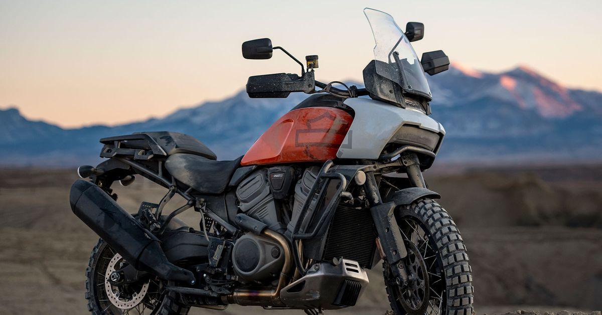 Harley-Davidson Pan America 1250 2021 года Первый взгляд