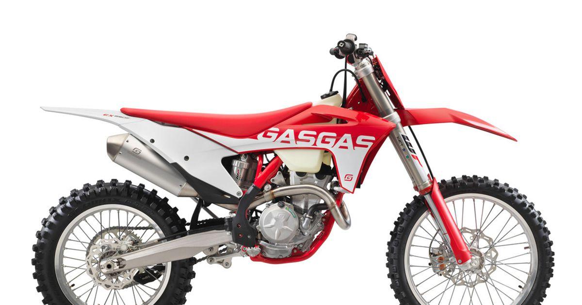2021 GasGas EX 250F