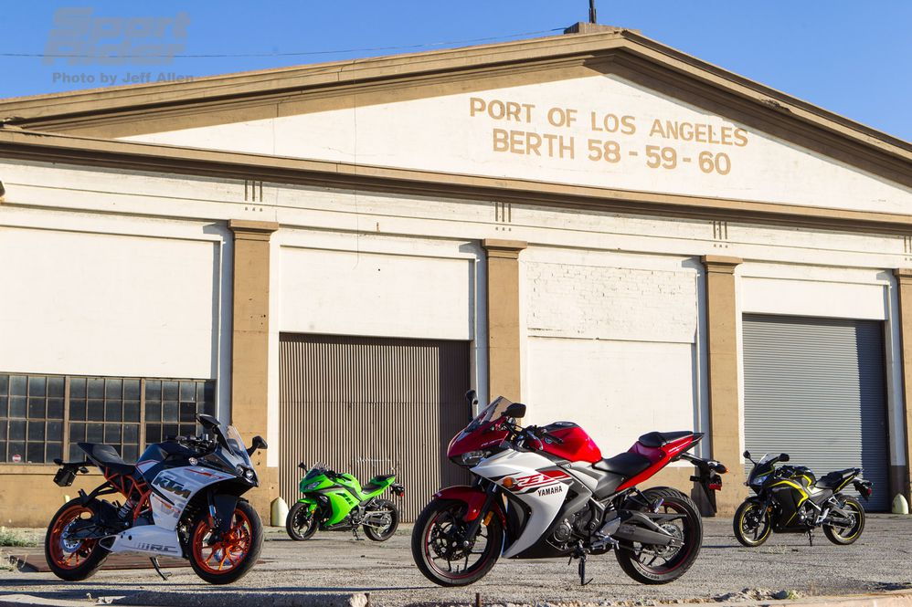 2015 Lightweight Motorcycle Comparison Test | Cycle World