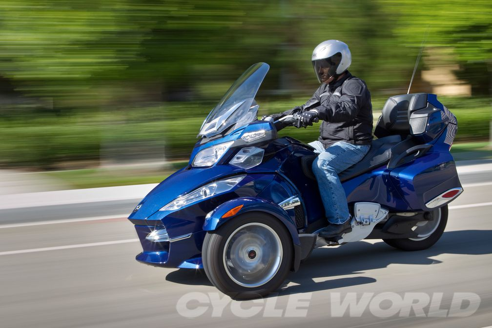 Can-Am Spyder RT-S- Long-Term Wrap-Up- Long-Term Motorcycle Reviews