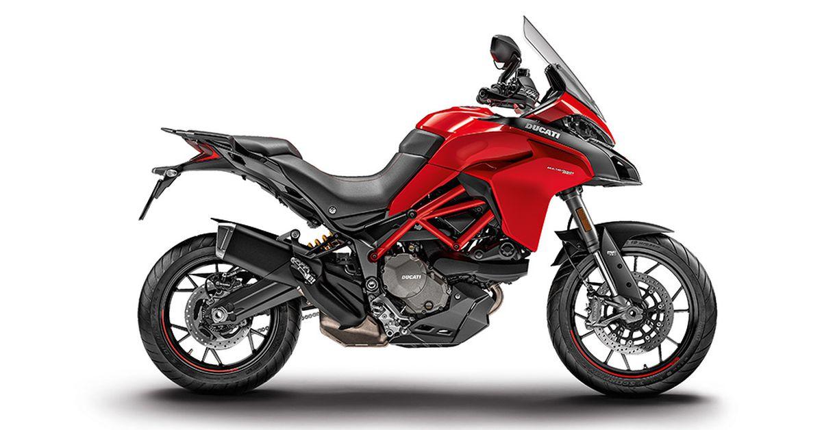 2020 Ducati Multistrada 950/950 S