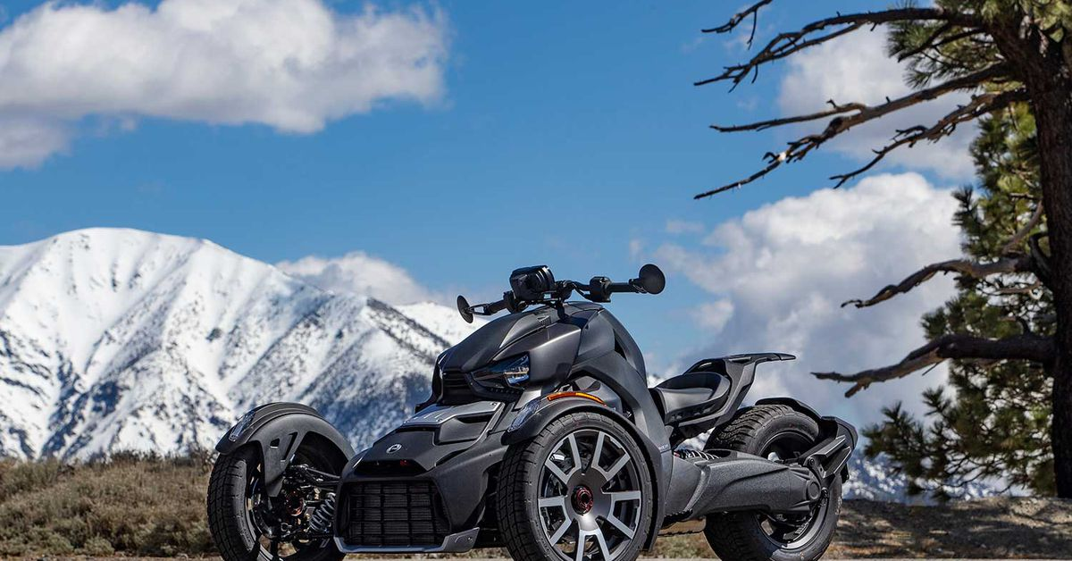 2019 Can-Am Ryker Rally Review