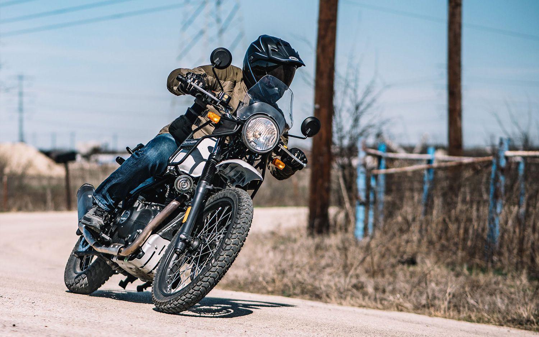 Revamped brake mechanism gives better rider feel for sharper stops.
