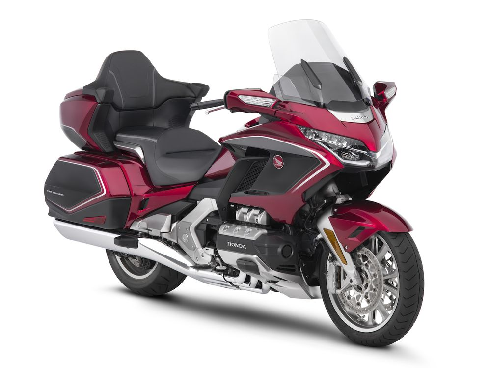 2019 Honda Gold Wing Cycle World