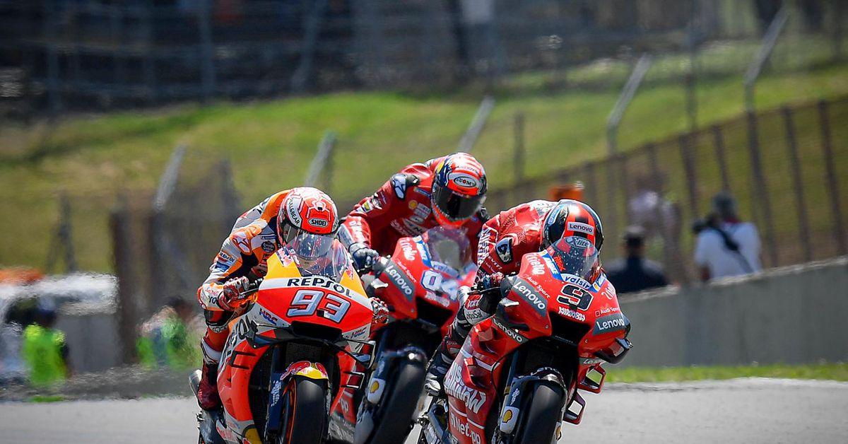 MotoGP Racing - cover
