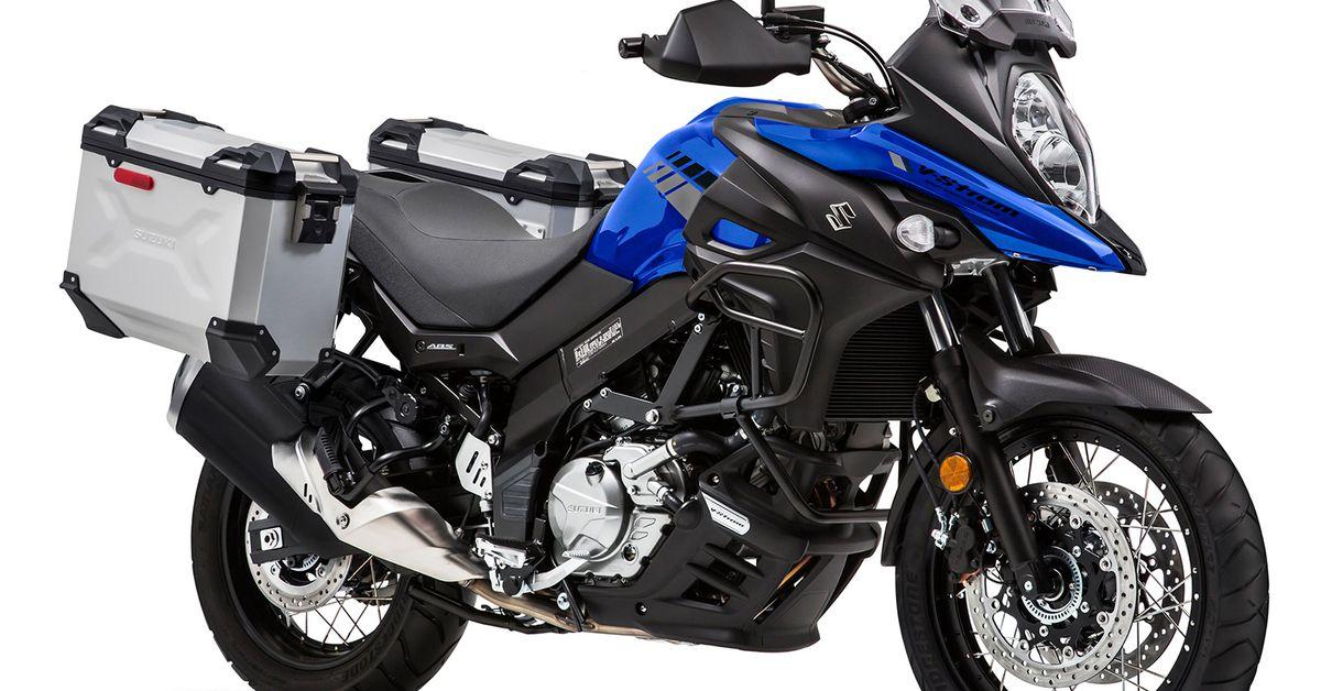 Suzuki Adds V-Strom 650XT Adventure For 2020