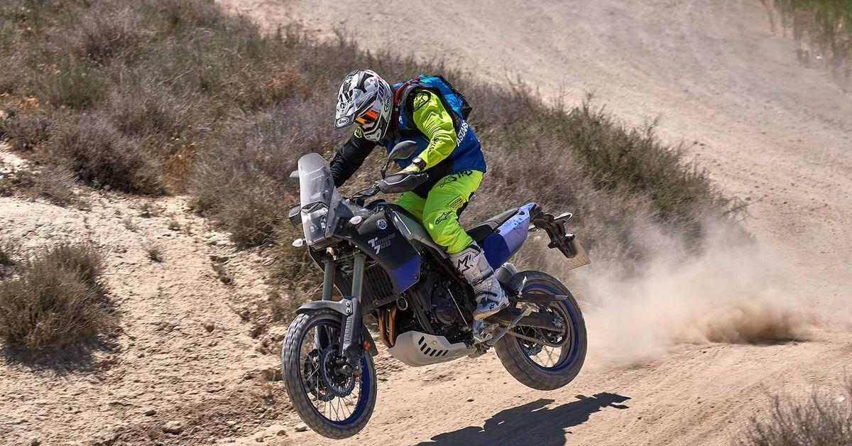 Bmw Motorcycle Jacket >> 2021 Yamaha Ténéré 700 First Ride | Cycle World