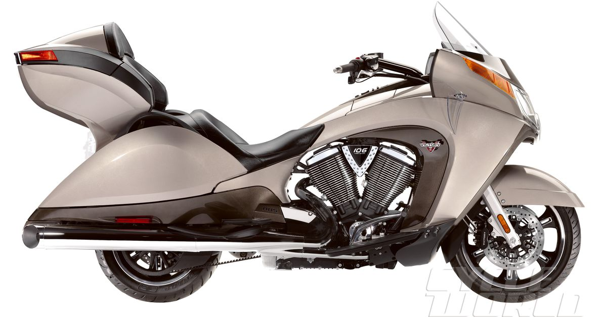 Victory Vision Tour- Best Used Touring Bike- Motorcycle