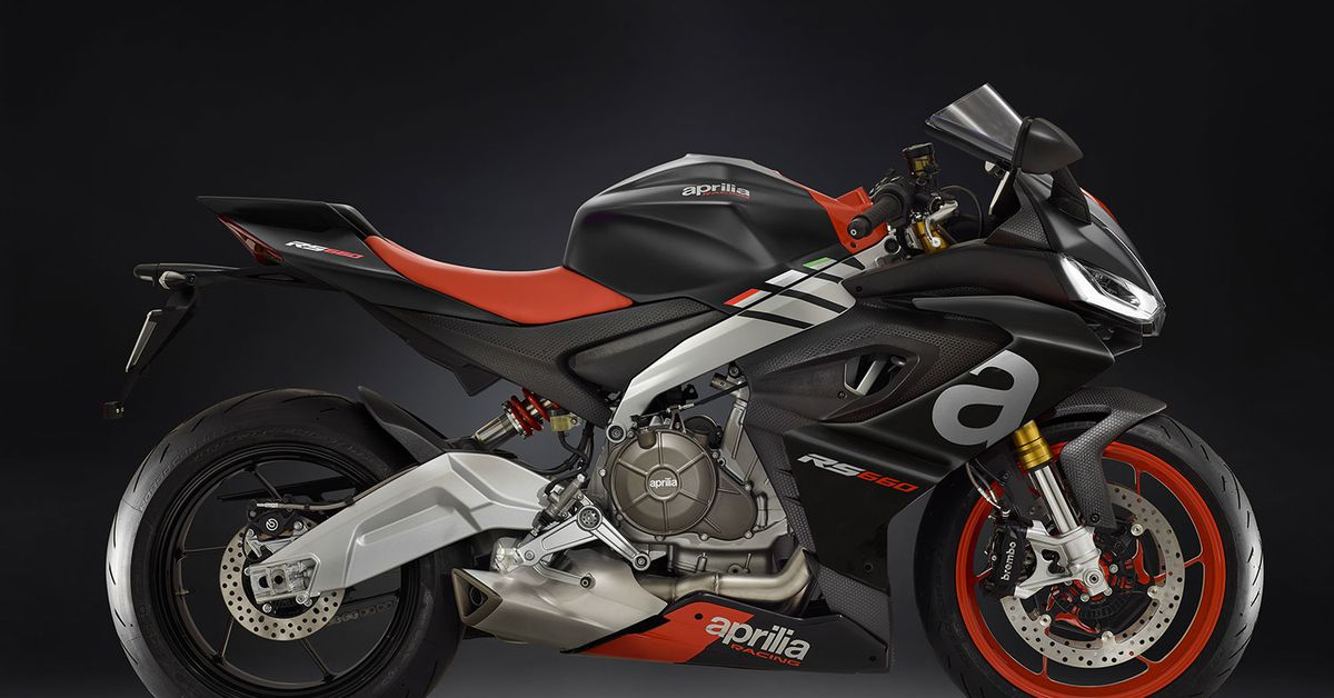 Aprilia RS 660 First Look