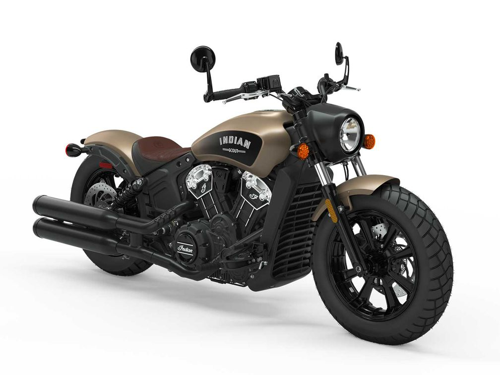 2019 Indian Scout Bobber Cycle World