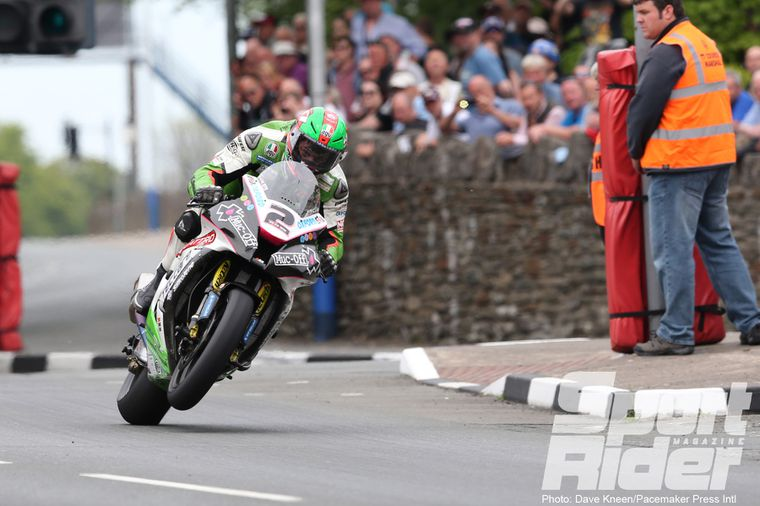 Isle of Man TT: McGuinness wins Senior TT with new outright