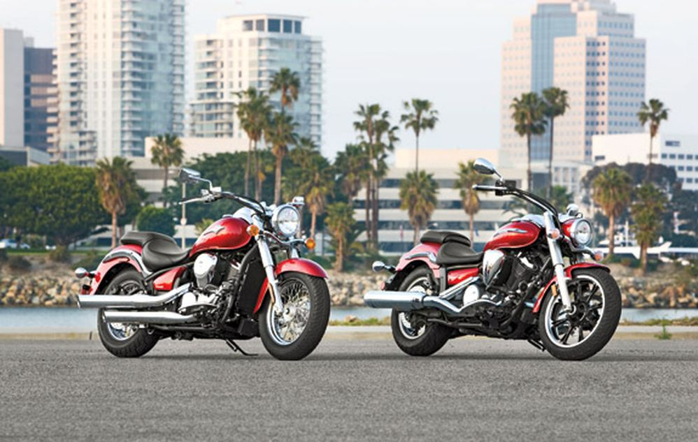 Kawasaki Vulcan 900 Classic vs  Star V Star 950- Comparison