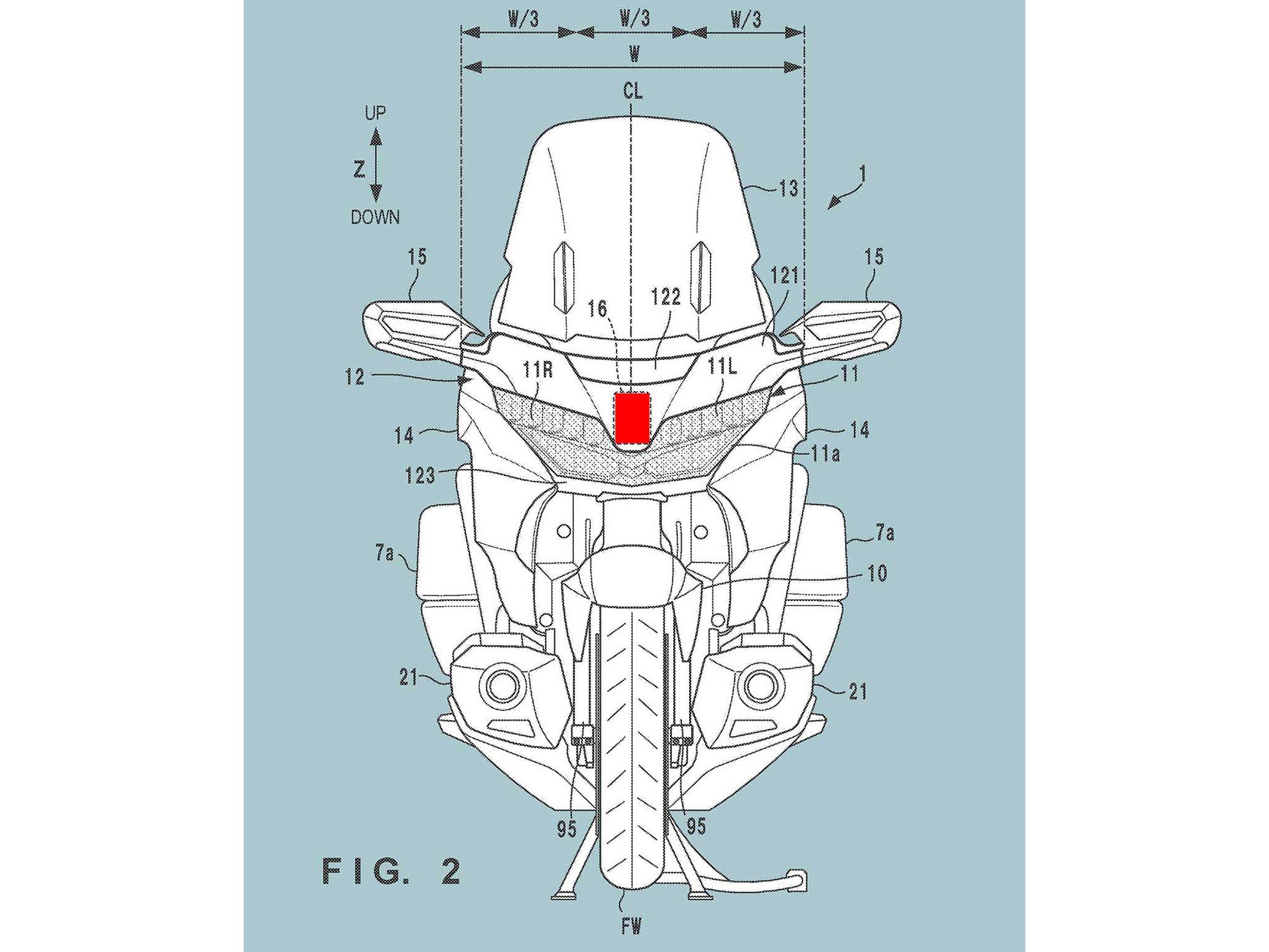 Patente de Honda
