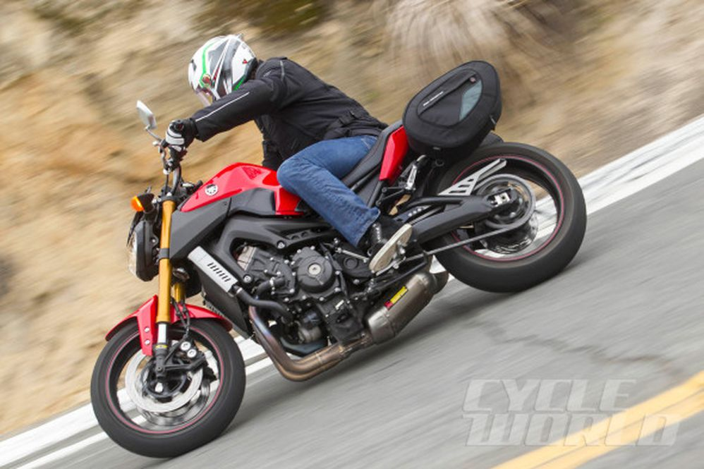 2014 Yamaha FZ-09 Long-Term Test Wrap-Up- Specifications