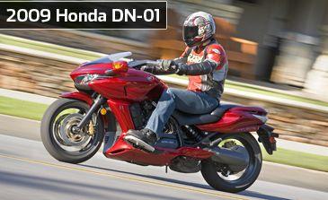 Honda Dn 01 >> 2009 Honda Dn 01 Motorcycle Honda Motorcycle Reviews Cycle World