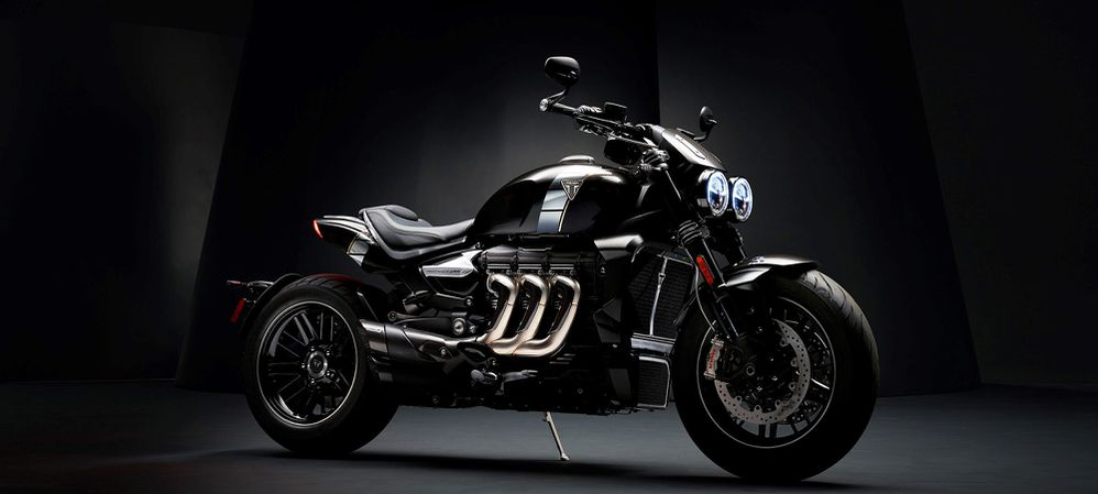 Triumph Rolls Out 2019 Rocket 3 Tfc With 2 500cc Engine