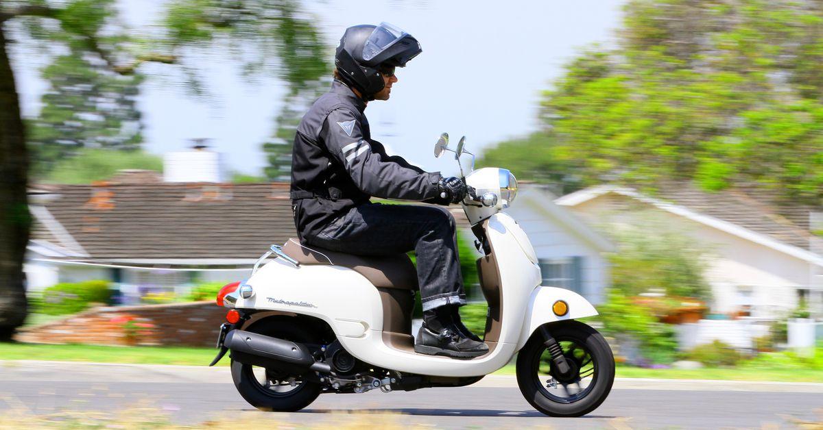 2013 Honda Metropolitan First Ride Review Honda Scooter Reviews Cycle World
