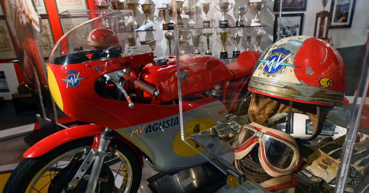 15-Time World Champion Giacomo Agostini Is A Living Record