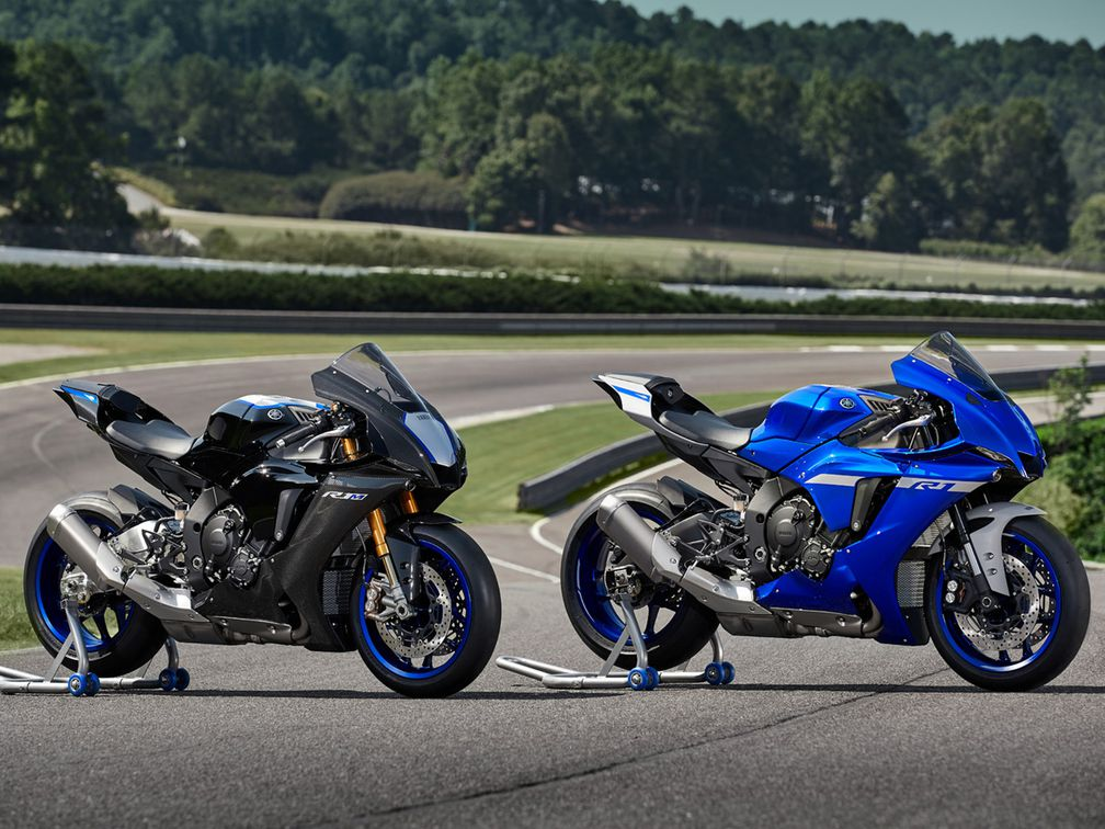 Best Superbike 2020 2020 Yamaha YZF R1M And YZF R1 First Look | Cycle World