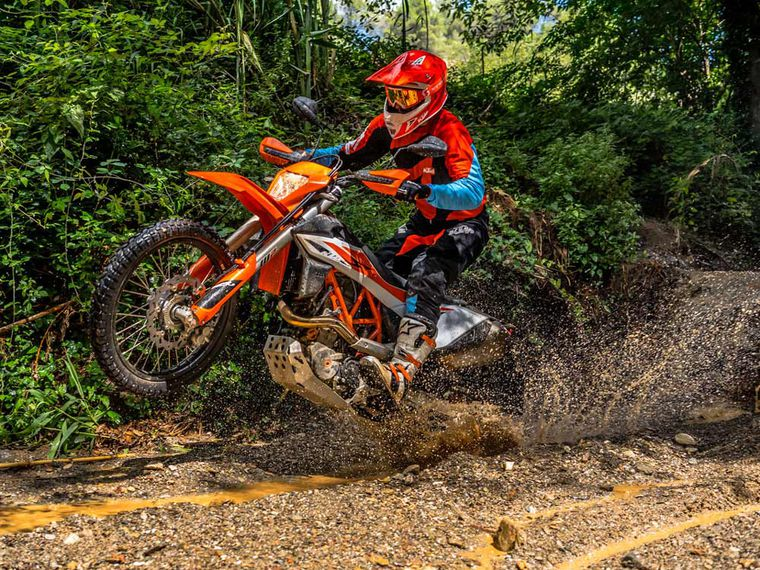 Remarkable Ktm Unveils 690 Enduro R At Eicma Cycle World Cjindustries Chair Design For Home Cjindustriesco