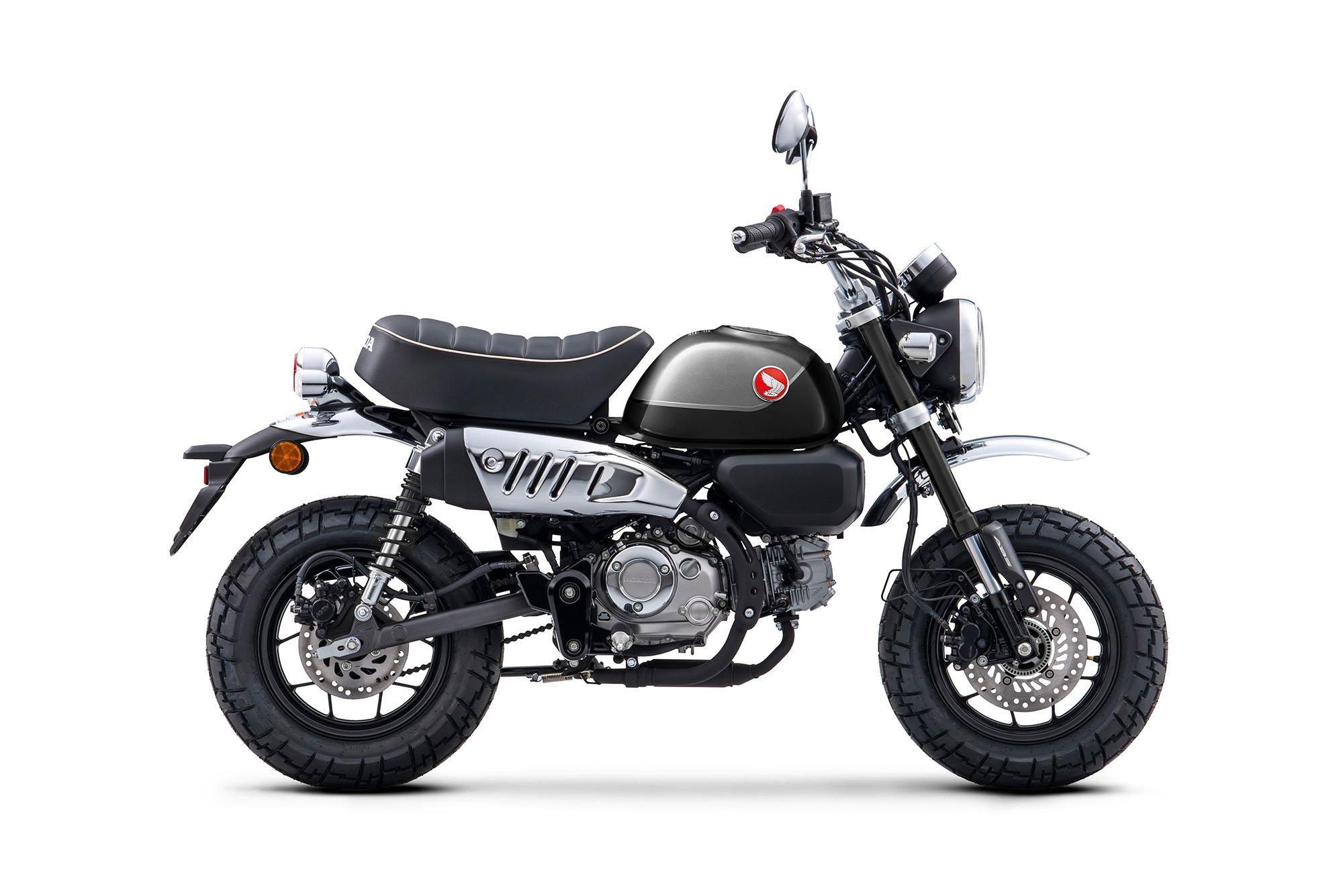 2022 Honda Monkey ABS.