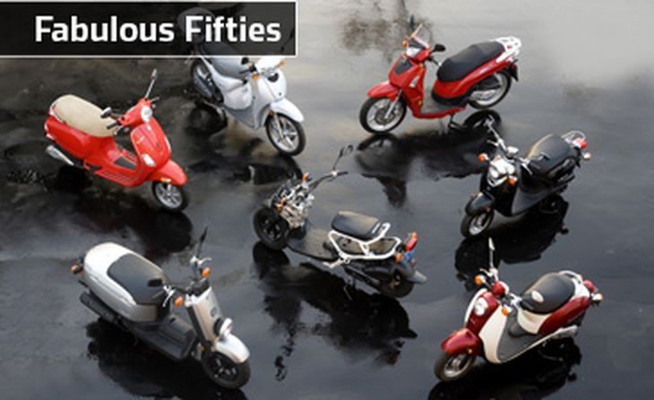 Is 50cc Enough? - First Look | Cycle World