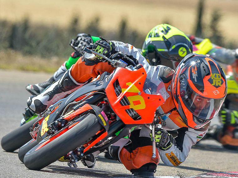 Ten Year Old Kristian Daniel Jr Is Chasing The Motogp Dream Cycle World