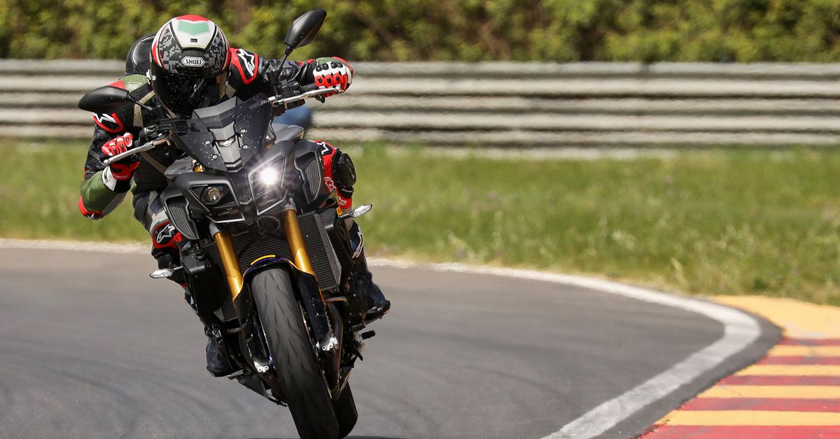 Sampling Nearly All Of Pirelli's Motorcycle Tires In Two Days