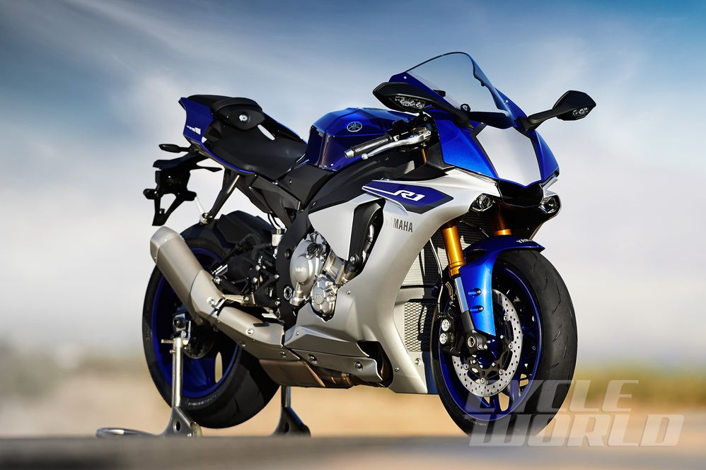 2015 Yamaha YZF-R1 Sportbike Long-Term Test Introduction