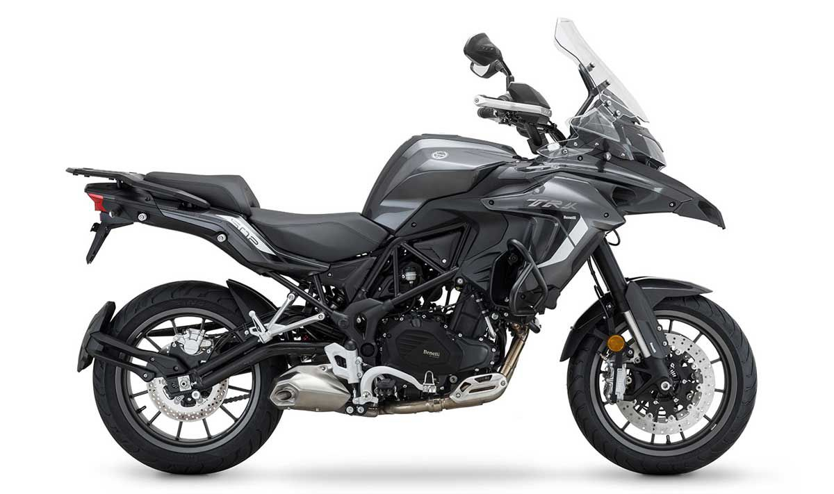 Benelli's TRK 502 is experiencing a sales boom in Italy, and a new version with the larger powerplant would likely sell even better.