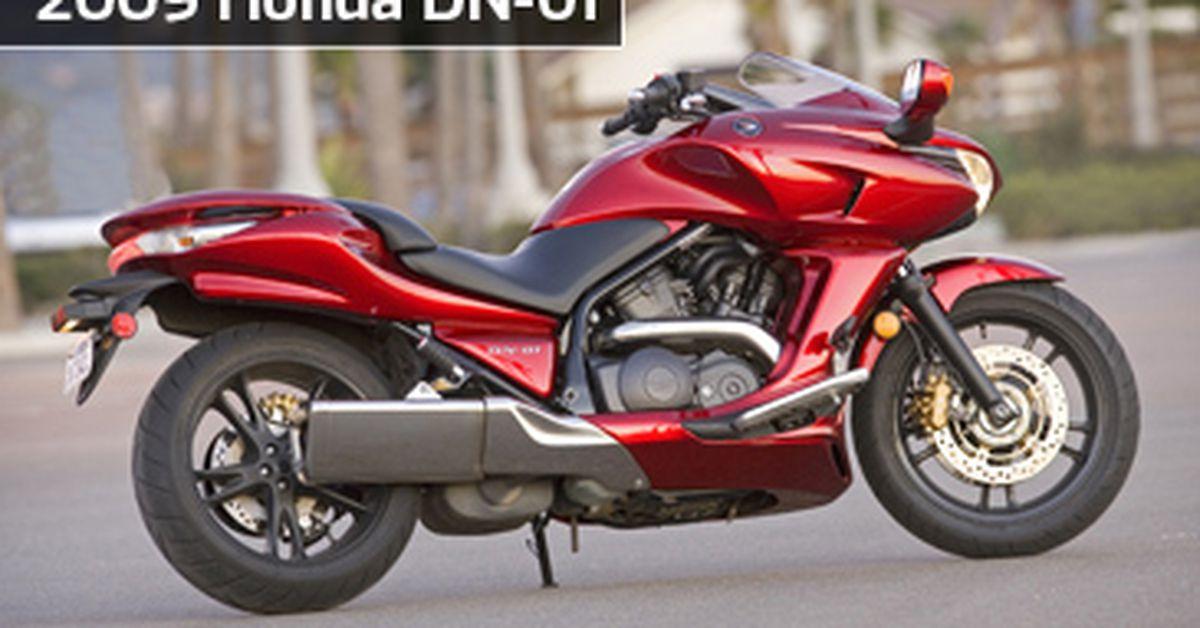 Honda Honda DN-01 - Moto.ZombDrive.COM
