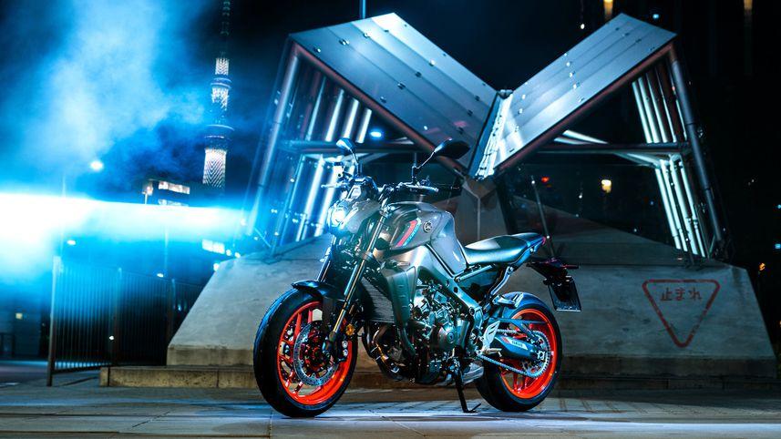 Yamaha Unveils