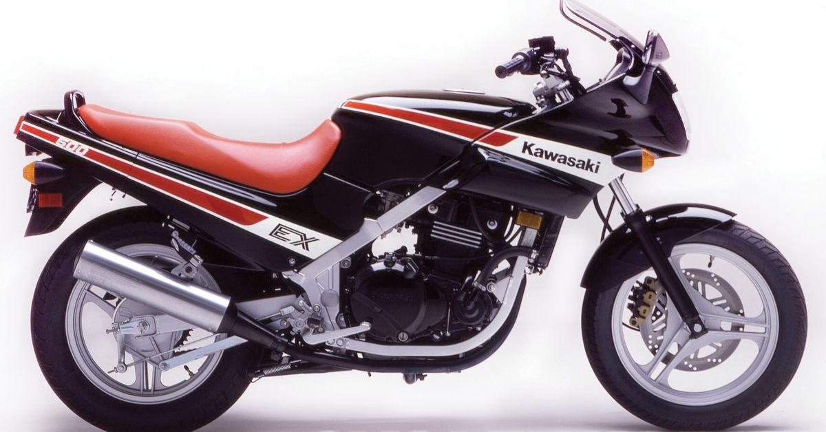 Best Used Bikes- Kawasaki EX500/Ninja 500R- Best