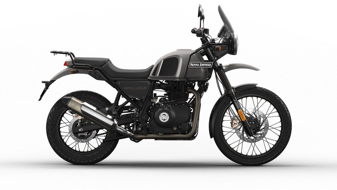 The hugely popular Himalayan is back for 2021, now with switchable ABS.