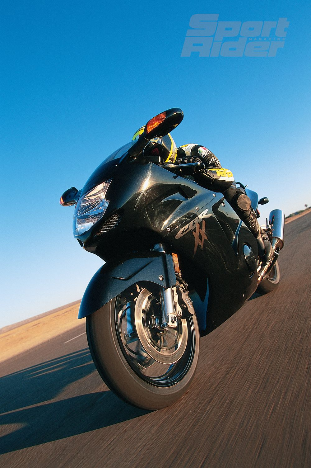 1997-2003 honda cbr1100xx - great sportbikes of the past