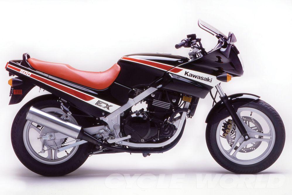 Best Used Bikes- Kawasaki EX500/Ninja 500R- Best Motorcycle