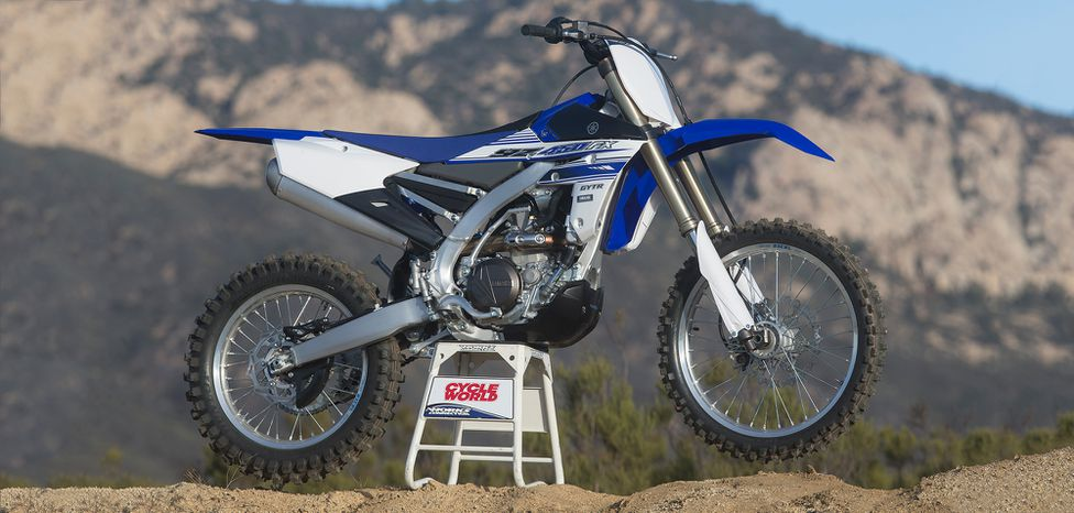 Best Enduro Motorcycle >> Best Dual Sport Motorcycle 2016 Yamaha Yz450fx Cycle World