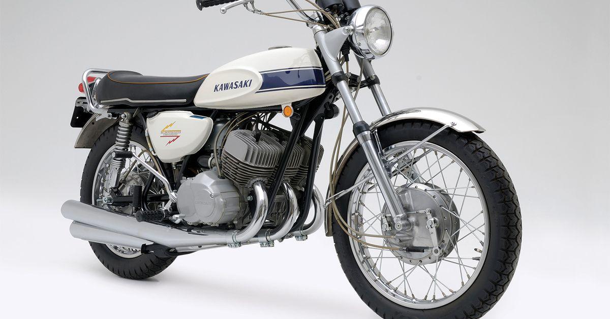 When The 1969 Kawasaki H1 500cc Triple Was King