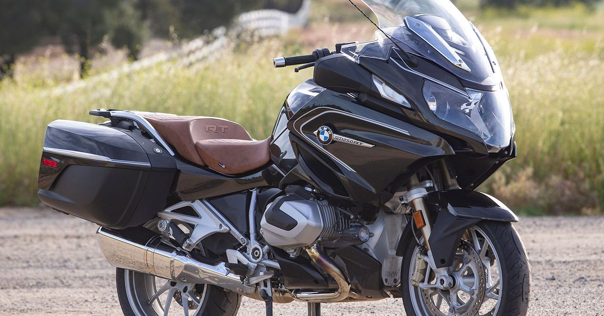 2019 BMW R 1250 RT Review